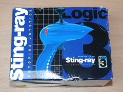 Sting Ray Joystick by Logic 3 - Boxed