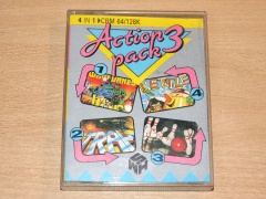 Action Pack 3 by WH Smith