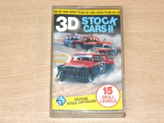 3D Stock Cars II by Challenge Software