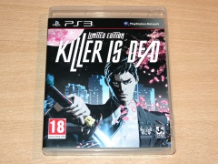 Killer Is Dead : Limited Edition by Deep Silver