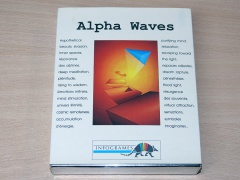 Alpha Waves by Infogrames
