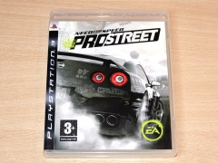 Need For Speed Pro Street by EA