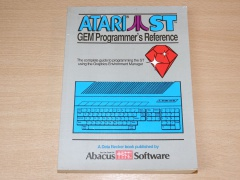 Atari ST GEM Programmers Reference