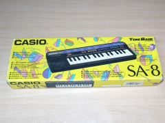 Casio SA-8 Keyboard - Boxed