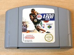 NBA Live 99 by EA Sports