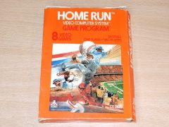 Home Run by Atari
