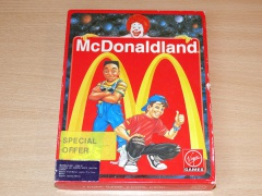 McDonaldland by Virgin