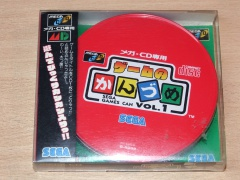 Sega Games Can Volume 1 by Sega