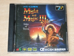 Might and Magic III by CSK