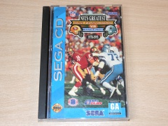 NFL's Greatest by Sega Sports