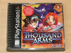 Thousand Arms by Atlus
