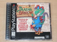 Blazing Dragons by Crystal Dynamics