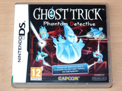 Ghost Trick Phantom Detective by Capcom