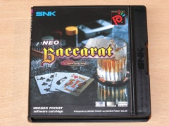 Baccarat by SNK