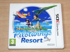 Pilotwings Resort by Nintendo
