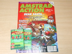 Amstrad Action - Issue 111 + Cover Tape