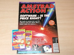 Amstrad Action - Issue 113 + Cover Tape