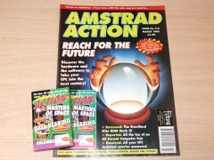 Amstrad Action - Issue 114 + Cover Tape