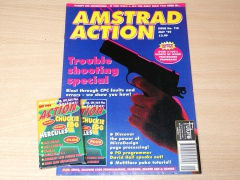 Amstrad Action - Issue 116 + Cover Tape