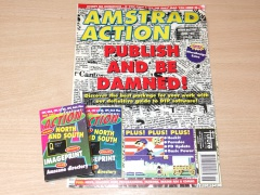 Amstrad Action - Issue 117 + Cover Tape