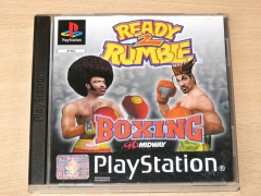 Ready 2 Rumble Boxing by Midway