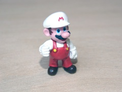 Red Mario Mini Figure