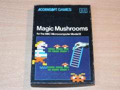 Magic Mushrooms by Acornsoft