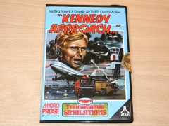 Kennedy Approach by Microprose