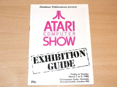 Atari Computer Show Exhibition Guide