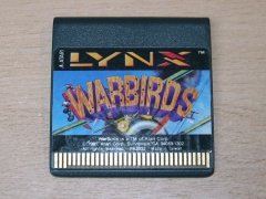 Warbirds by Atari