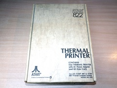 Atari 822 Thermal Printer - Boxed