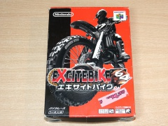 Excitebike 64 by Nintendo