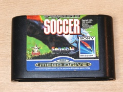 Sensible Soccer by Sony