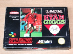 Ryan Giggs : Champions World Class Soccer by Acclaim