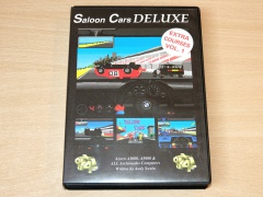 Saloon Cars Deluxe : Extra Courses Volume 1 by Fourth Dimension