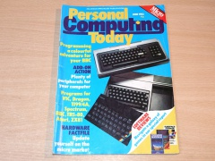 Personal Computing Today - Issue 11 Volume 1