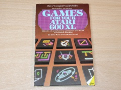 Games For The Atari 600 XL