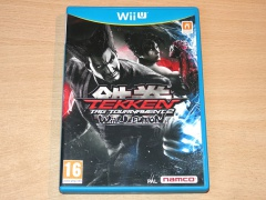 Tekken Tag Tournament 2 : Wii U Edition by Namco