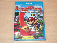 Paper Mario : Color Splash by Nintendo *MINT