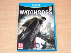Watch Dogs by Ubisoft