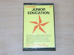Junior Education by Calpac