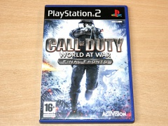 Call Of Duty : World At War Final Fronts by Activision