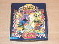 Pinball Magic by Kixx