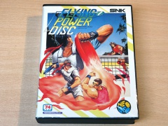 Flying Power Disc by SNK