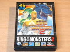 King Of The Monsters 2 by SNK