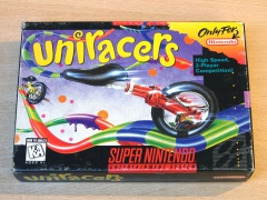 Uniracers by Nintendo