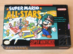 Super Mario All Stars by Nintendo