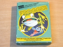 Frogger by Parker