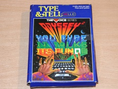 Type & Tell by Magnavox