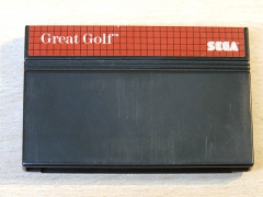 Great Golf by Sega